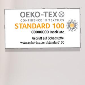 Was ist der OEKO-TEX® Standardard 100?