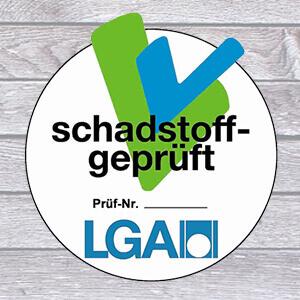 LGA Zertifizierung