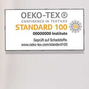 Was ist der ÖKO-TEX® Standard 100?