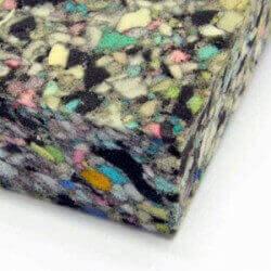 Verbundschaumstoff RG140 sehr fest Plattenware (Bunt)