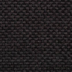 Laufmeterstoff - Eurotex Montana Colour 17 black