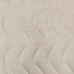 Laufmeterstoff - Matratzenbezug Aloe Vera