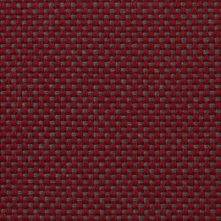 Laufmeterstoff Panama BURDEOS _21 Rot Muster, Dralon - Acryl-Faser