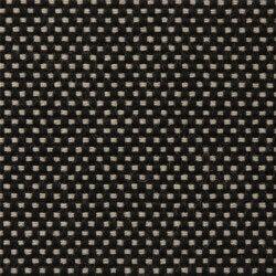 Laufmeterstoff Panama NEGRO _ 03 Schwarz Muster, Dralon - Acryl-Faser