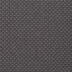 Laufmeterstoff Panama PLOMO Grau, Dralon - Acryl-Faser
